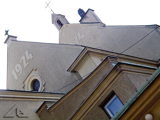 Kościół pw. M.B. Częstochowskiej − Najstarsza świątynia w Wołominie