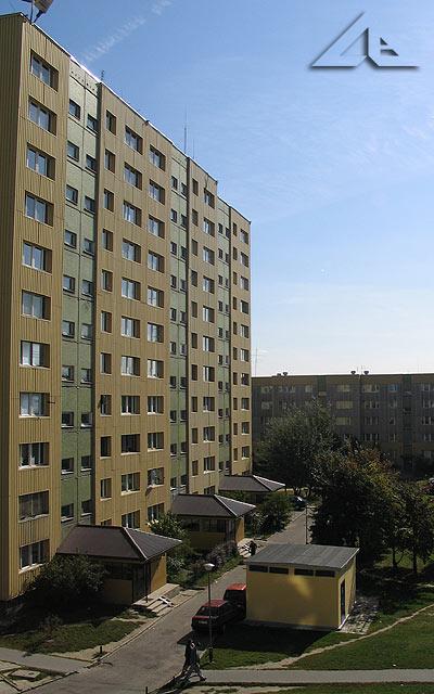 Osiedle Niepodległości.