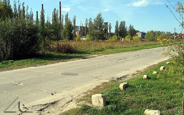 Odcinek ulicy Reja między Kościelną a Wileńską.