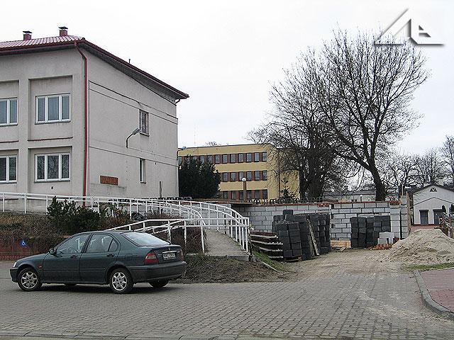 Nowa inwestycja. Kolejna rozbudowa budynku Starostwa Powiatowego.