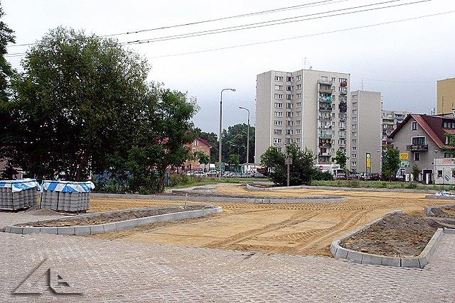 Nowa inwestycja: parking przy ulicy Wileńskiej na osiedlu Niepodległości