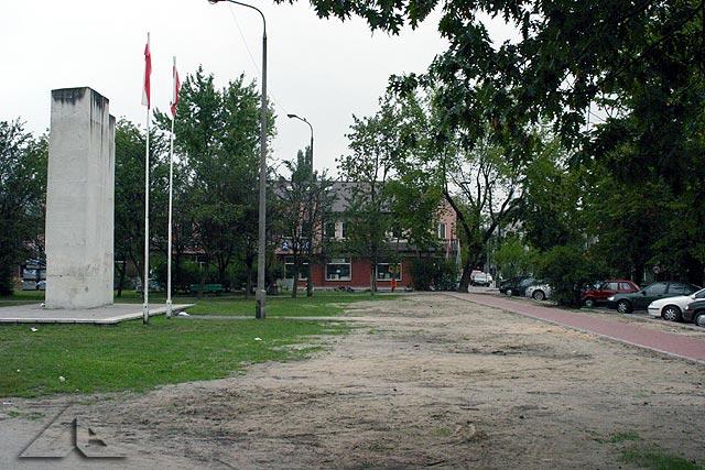 Przebudowa Placu 3 Maja