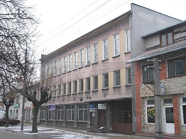 Budynek Cechu Rzemiosł Różnych w Wołominie przy ulicy Moniuszki.
