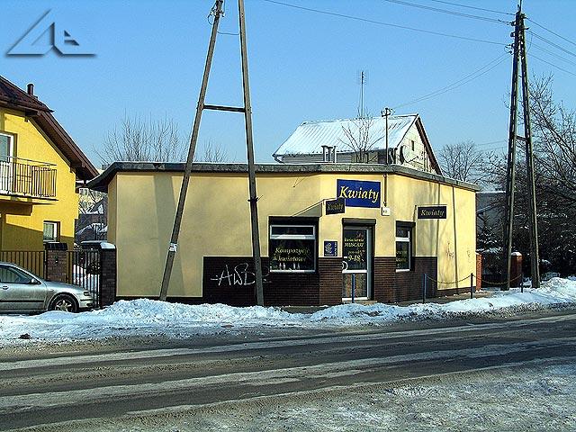 W tym bydunku na przeciw szkoły nr 5 w latach `80 był sklep zoologiczny.