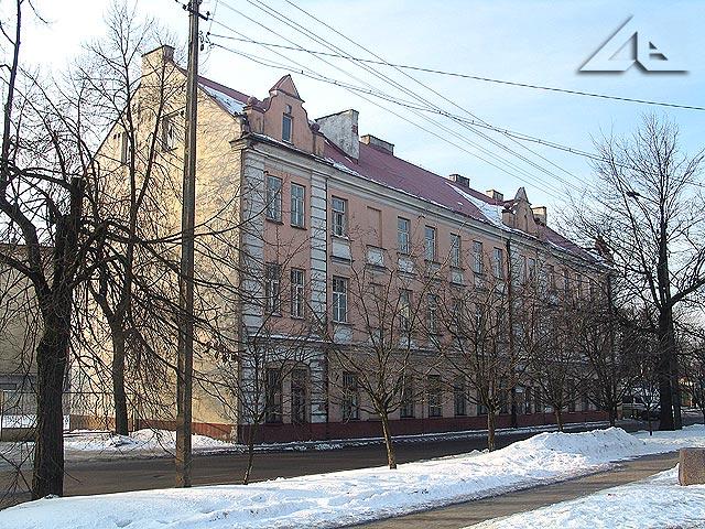 Budynek szkoły nr 1