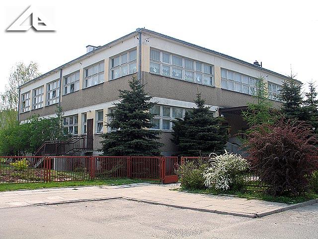 """Przedszkole """"Miś Uszatek"""" przy ulicy Armii Krajowej."""