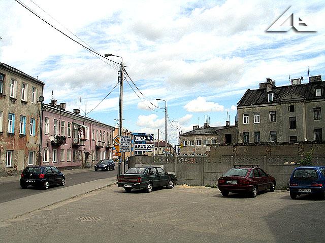 Ulica Wileńska