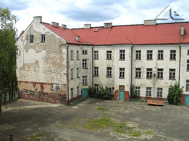 Szkoła podstawowa nr 1.