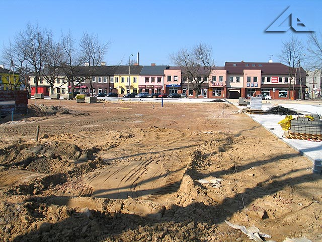 Modernizacja Placu 3 maja