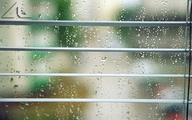 A tak wyglądał deszczowy piątek.