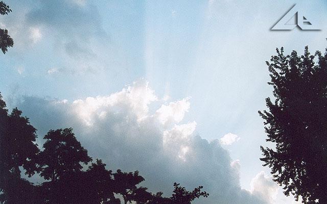 Niebo nad Słoneczną