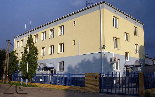 Budynek inspektoratu PZU przu ul. Legionów