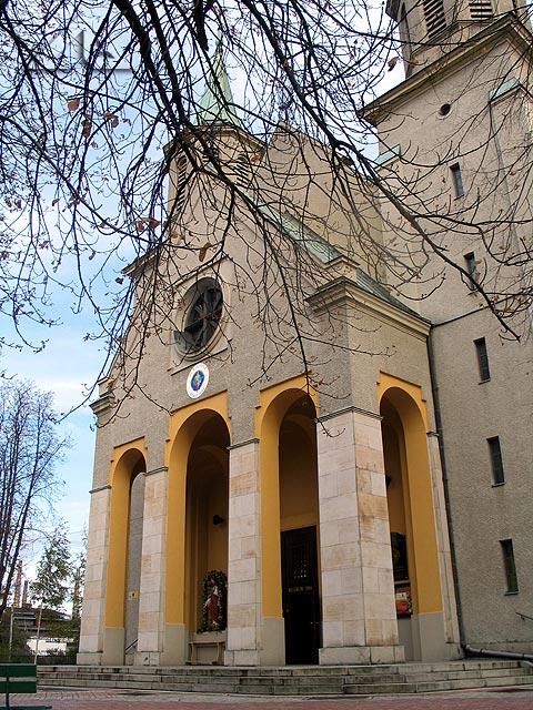 Kościół pw. Matki Boskiej Częstochowskiej